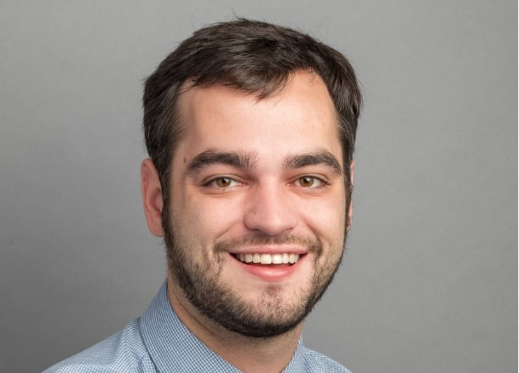 New Hire: Isaac Schultz